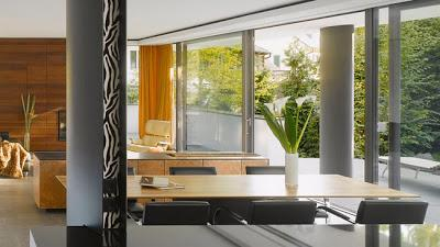 Casa minimalista de 2 pisos paperblog for Pisos interiores minimalistas