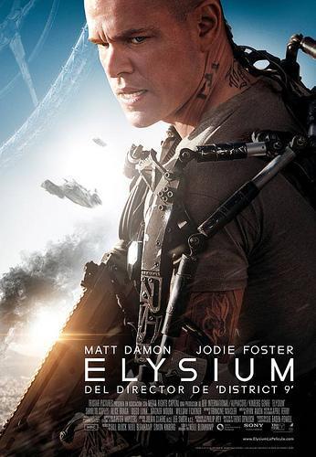 Elysium: la salud es lo primero