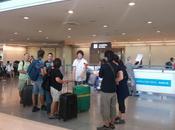 Salida Barcelona llegada Japón