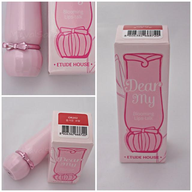 ETUDE HOUSE - Blooming Lips Talk