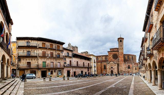 Plaza Mayor, Sigüenza