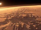 ¿Podría vida haber comenzado Marte?