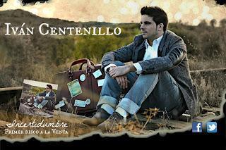 ENTREVISTA: IVAN CENTENILLO (CANTANTE)