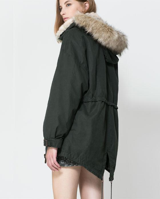 New season: Parka