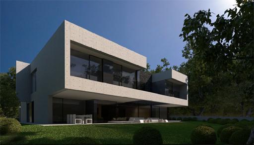 A cero presenta un nuevo proyecto de vivienda unifamiliar - Proyectos casas unifamiliares ...