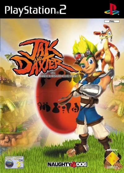 Jak y Daxter vienen a la Memory Card de FrikArte