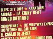 Zaidin Rock 2013: Rosendo, Canteca Macao, Bongo Botrako, Boikot, Canijo Jerez...