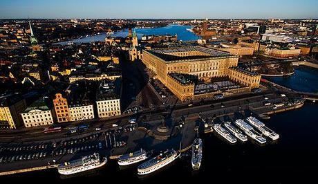 La infraestructura telco en Estocolmo