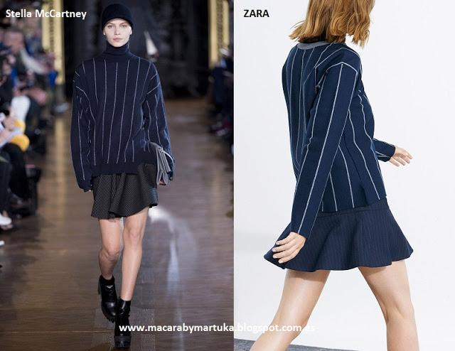 Clones: Stella McCartney Vs Zara