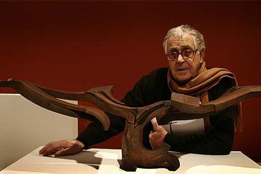 Mart n chirino escultura abstracta paperblog - Esculturas de madera abstractas ...