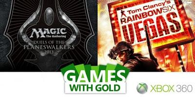 Magic 2013 y Rainbow Six: Vegas