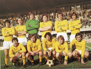 El Nantes de los años 60 y 70