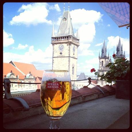 ¡Vuelta al cole y mi paseo por Praga!