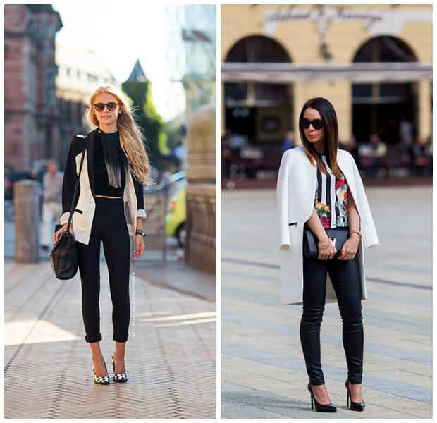 » Street Style: Black + Withe