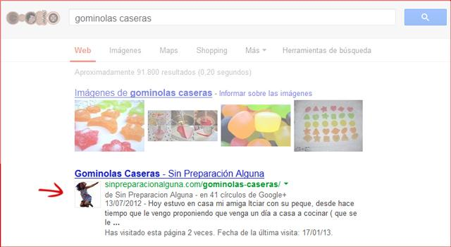 Enlazar Google Plus y WordPress.org