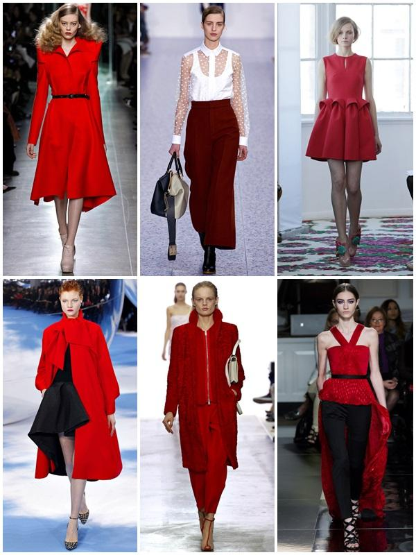 Trend FW 13/14: Red