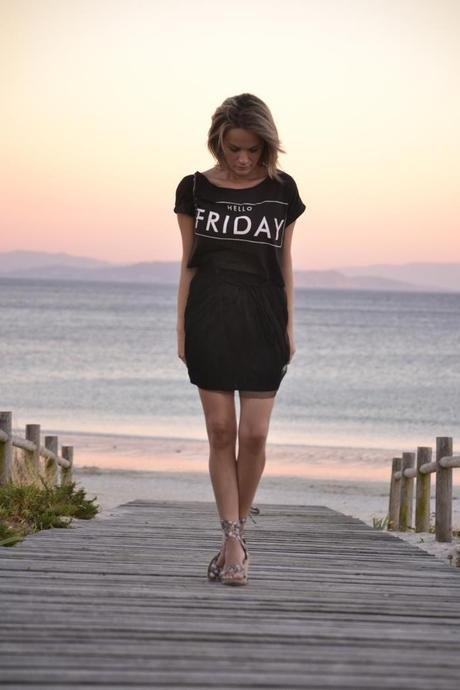 Outfit Low Cost: Hello ¿Friday?