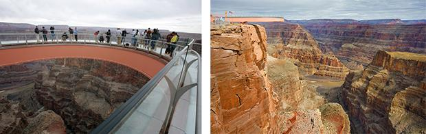Grand Canyon Skywalk, Arizona - Mark Johnson