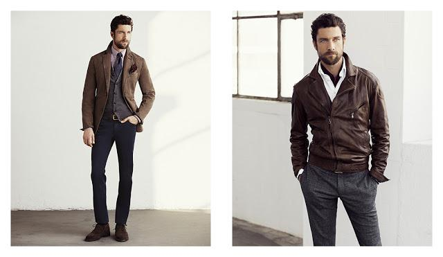 H.E. By Mango - New Fall 2013 Campaign -The Sartorialist