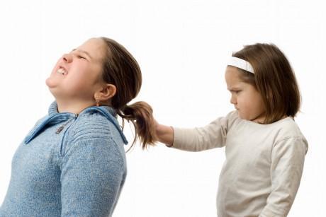los niños agresivos