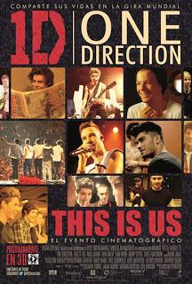 Póster: One Direction: This Is Us (2013)