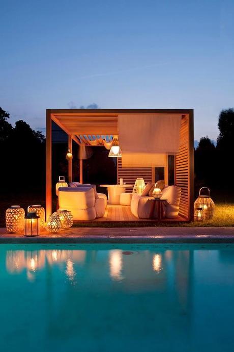 Exteta collection @iSaloni #milandesignweek #mdw13 #pool #outdoor