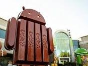 Android Kitkat, nueva sorprendente versión
