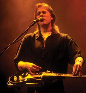 The Jeff Healey Band - When the night comes falling (1989)