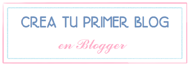 Ebook Crea tu Blog en Blogger