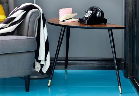 Ikea se apunta a la moda de las mesitas auxiliares retro