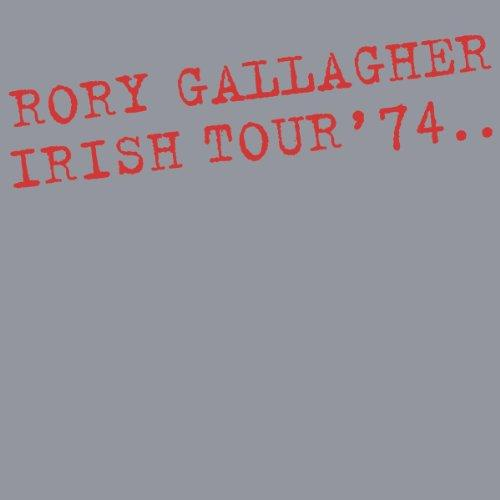 IRISH TOUR '74 - Rory Gallagher, 1974