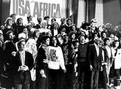 """USA Africa"": solidaridad música"