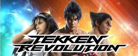 Tekken Revolution se actualiza con dos personajes nuevos