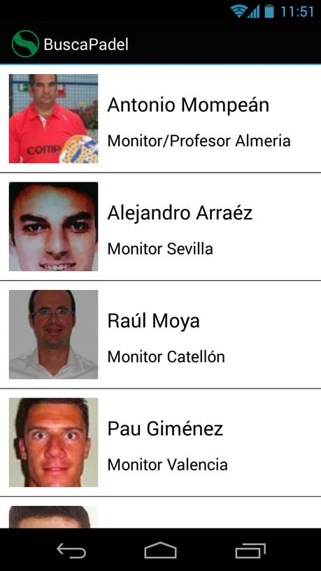 Nuevas mejoras en la app BuscaPadel para Android
