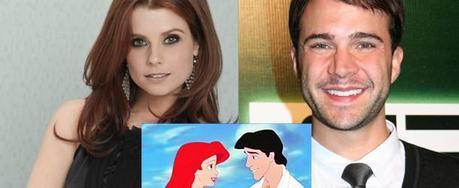 Ariel ya tiene su príncipe en 'Érase Una Vez'