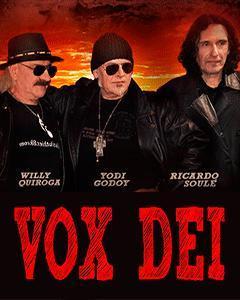 La reunión de VOX DEI