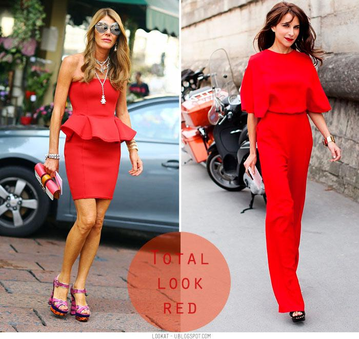 Inspiration - Red Color
