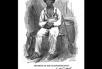 solomon northup paper Narrative of the seizure and recovery of solomon northrup  the author misspells solomon northup's last name as northrop  and having taken out free papers,.