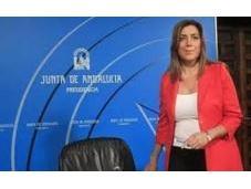 Susana Diáz: ¡Bienvenida lucha democracia!