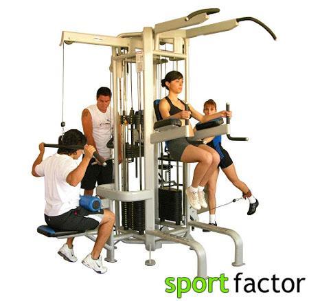 Aparatos de gimnasio los conoces bien paperblog for Aparatos de gym