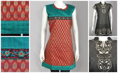 Anandaya, ropa India.