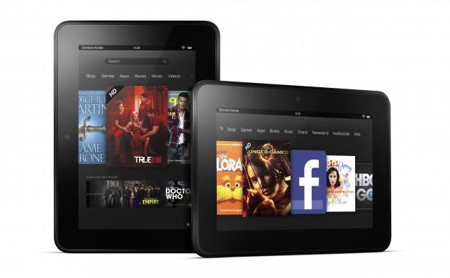 Kindle Fire HD de 7 pulgadas