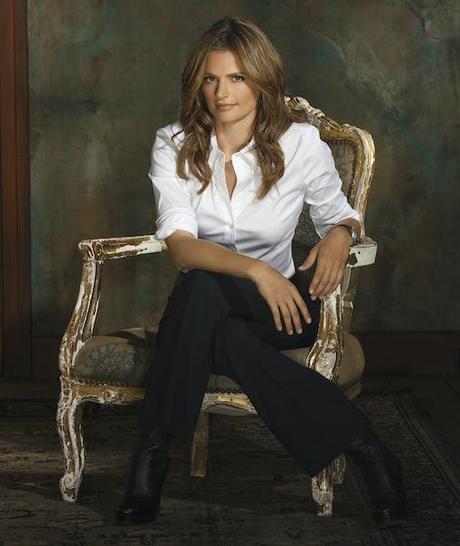 Castle: imágenes promocionales de la sexta temporada