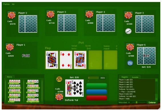 poker2 Alternativas de poker online para Ubuntu