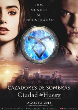 Cazadores de Sombras: Ciudad de Hueso.
