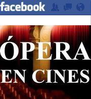 PROGRAMACIÓN OPERA CINESA 2013-2014