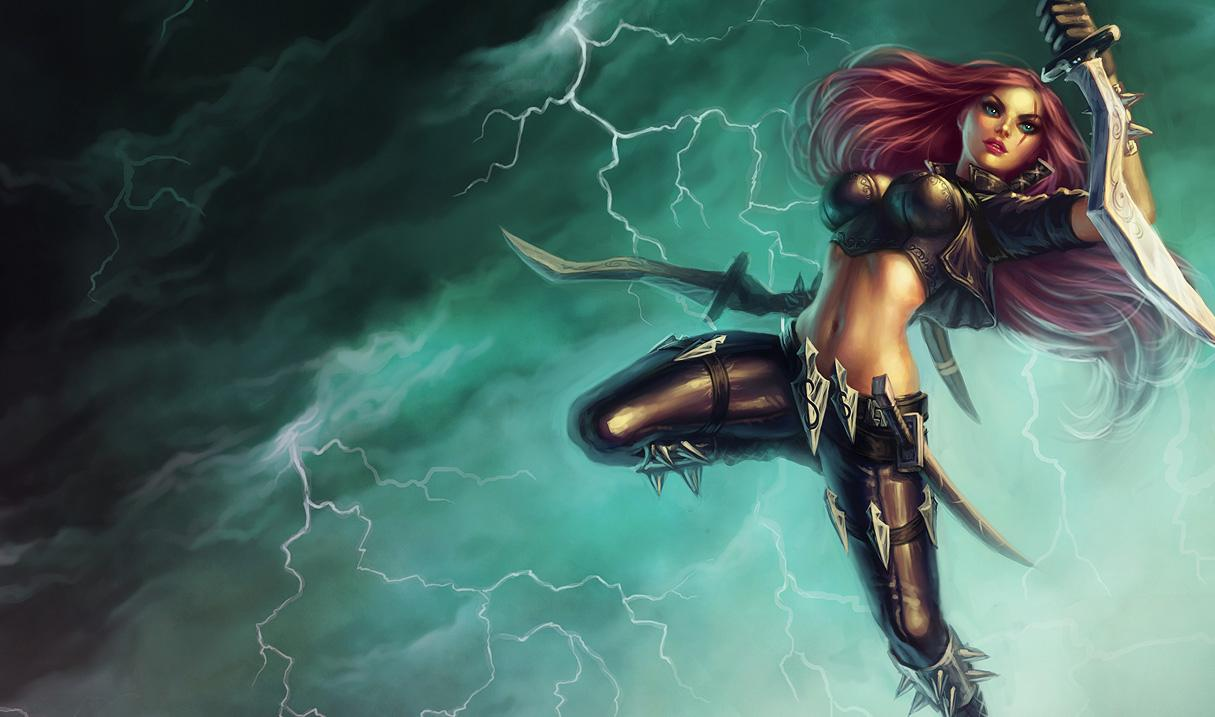 Katarina Splash League of Legends: Ofertas de la semana en skins y campeones