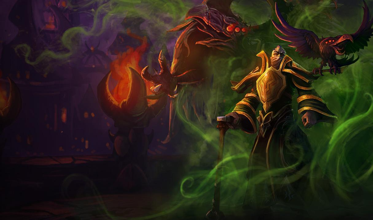 Swain Splash League of Legends: Ofertas de la semana en skins y campeones