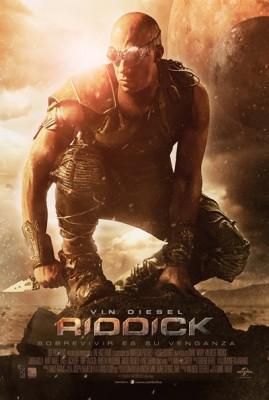 Riddick poster españa