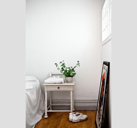 Las buhardillas tienen espacio para todo. Una decoracion urbana y funcional